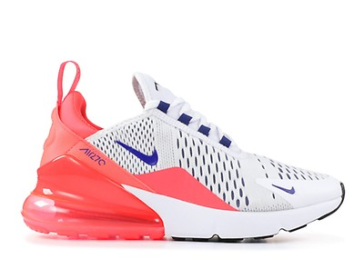 Gunsmoke & Atomic Pink Cover The Nike Air Max 270