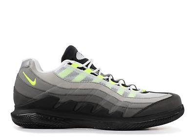 e3756d409dfa63 Nike Zoom Vapor RF X AM 95 - Nike - ao8759 078 - black volt-medium ...