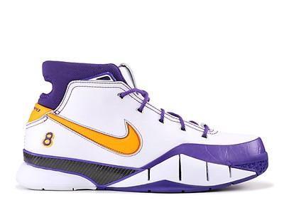 8fb8fdb31f6b Kobe 1 Protro - Nike - AQ2728 003 - black.white-varsity maize ...