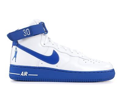 Nike Air Force 1 Hi Retro QS *Chocolate* Herren Summit Weiß