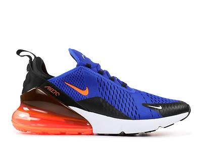new styles 570fc 31fc5 Air Max 270 GS - Nike - 943345 401 - racer blue hyper crimson-black ...