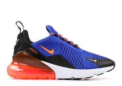 187e2ff3d66f Nike Air Max 270 (gs) - Nike - 943345 700 - university gold black ...