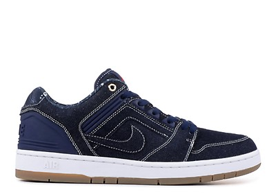 lowest price 843fa 6dfbd Nike Sb Air Force 2 Low Qs