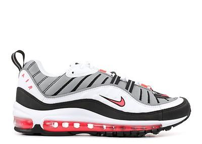 68afb2d8e7 W Air Max 98 - Nike - ah6799 101 - white/black-gym red | Flight Club