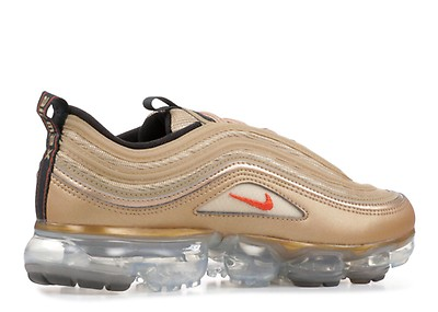 brand new 62f70 946b3 Air Vapormax 97 - Nike - AJ7291 700 - metallic gold/varsity ...
