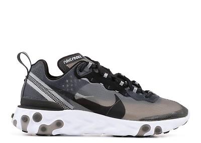 Nike Epic React Flyknit Betrue - Nike - AR3772 001 - black black ... 8c379e318