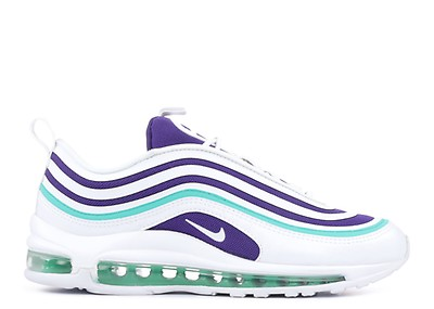 Nike Air Max 97 Gs - Nike - 921522 102 - white black-persian violet ... 8a09cb6ed