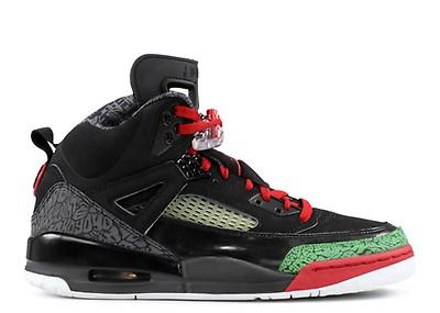 detailed pictures 7ccba 16d08 Jordan Spizike - Air Jordan - 315371 026 - black varsity red ...