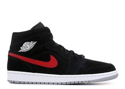 d1f6c9488380 Air Jordan 1 Mid Nouveau