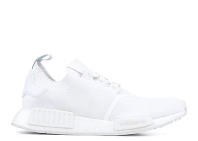4062ecb22588 Nmd R1 - Adidas - s31506 - white white