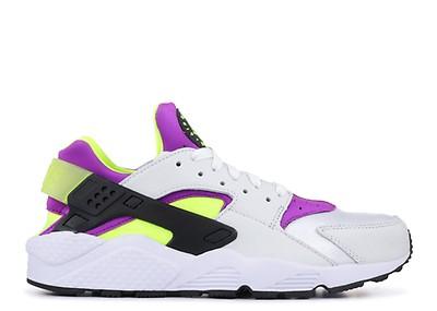 5e528930a7bc Air Huarache - Nike - 318429 146 - white game royal-dynamic pink ...