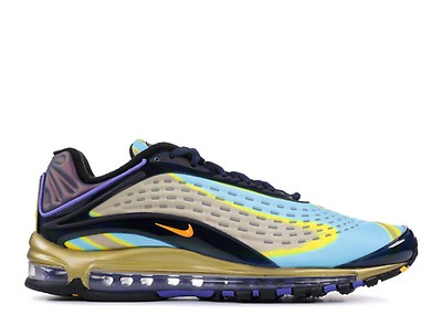 watch 560a4 f01ce Nike Air Max Deluxe - Nike - AJ7831 401 - photo blue wolf grey ...