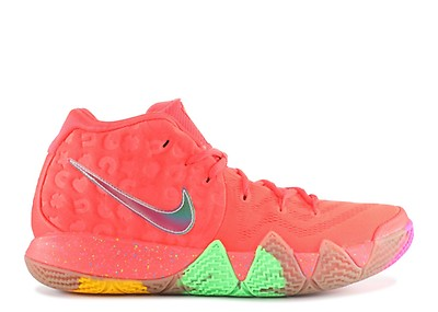 wholesale dealer a3127 aaafd KYRIE 4 CTC - Nike - BV0426 900 - metallic gold coin/white ...