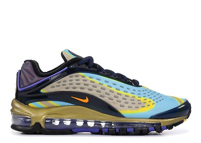 fd2dcc2e50 Nike Air Max Deluxe (gs) - Nike - ar0115 401 - midnight navy/ laser ...
