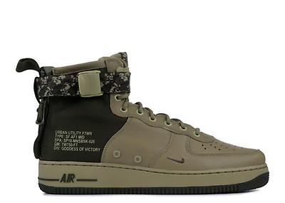 ac6a522087e Nike Sf Af1 Mid (gs)