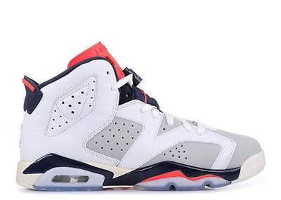 75a609e56407 Jordan 6 Retro BP - Air Jordan - 384666 114 - white ghst green-hst ...