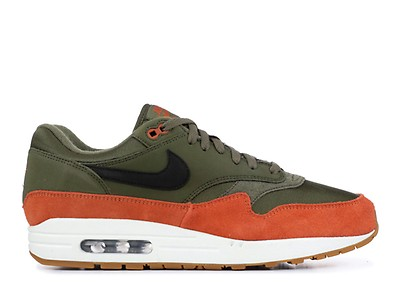check out 08f29 63f11 Nike Air Max 1 - Nike - ah8145 601 - team red  red orbit-green abyss ...