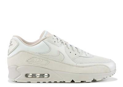 Air Max 90 Leather - Nike - 302519 113 - true white true white ... fe6b561f8c