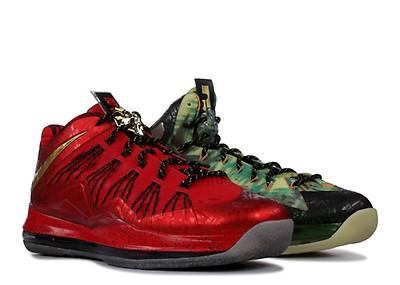 68dc0d779a8 Lebron 9 Championship Pack - Nike - 576155 600 - multi-color multi ...