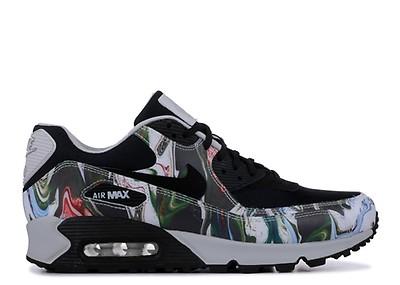 Wmns Air Max 90 Prm Nike 896497 903 mtlc mahoganymtlc