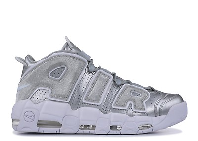 Air Total Max Uptempo Nike 930106 041 metallic silver