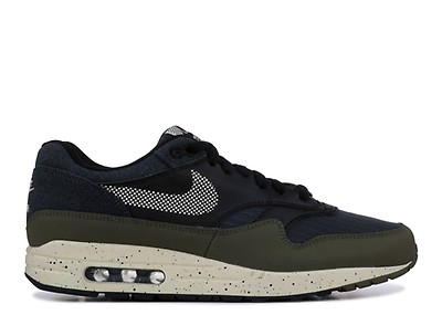 on sale 62e0b 0b839 Nike Air Max 1 - Nike - ah8145 401 - armory navy sail - sail - black ...