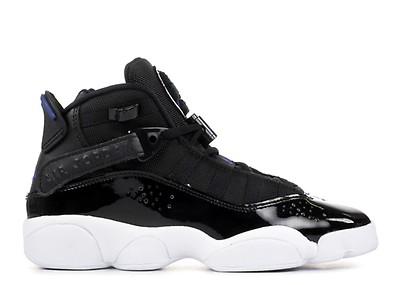 0d1e5022f6b327 6 Rings - Air Jordan - 322992 071 - black varsity red-white