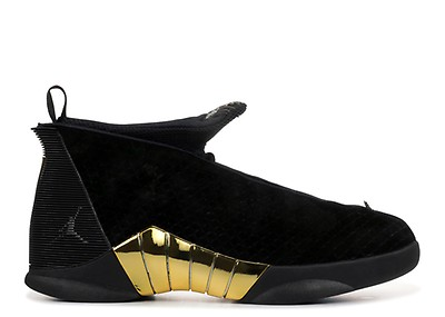 ecc9e591c153 Air Jordan 15 Retro - Air Jordan - 317111 061 - black varsity red ...