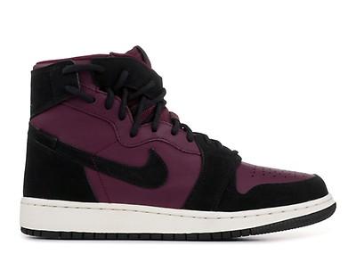 2defe2b8b58 Wmns Air Jordan 1 Hi Zip Prem - Air Jordan - at0575 006 - black/gym ...