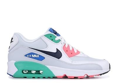 Nike Air Max 90 Pink Teal South Beach  