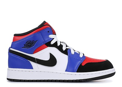f37c0250ad5f3 Air Jordan 1 Mid (gs)