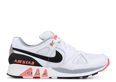 c31ae0e56 Air Stab Premium - Nike - 313717 581 - ink max orange-midnight fog ...
