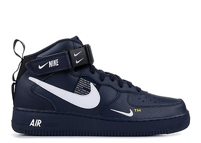 the best attitude 97558 206bf air force 1 mid  07 lv8