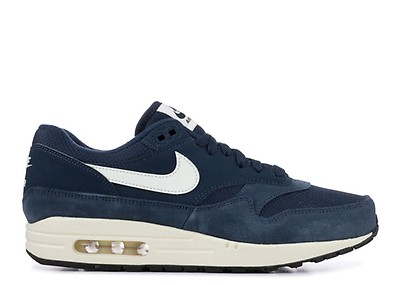 Nike Air Max 1 'Jewel Swoosh Black Blue Furry'