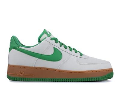 nike air max 1 force 1 verdes