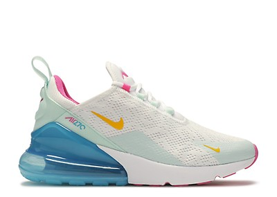 Nike Air Max 270 WhiteAluminum Grey Pink