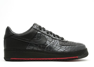 Air Force 1 Supreme 07 (natt)