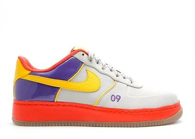Mens Nike Air Force 1 Supreme '07 Varsity RoyalVarsity Royal Sl