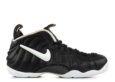 19e6d984602 Air Foamposite Pro - Nike - 624041 101 - white black-true red ...