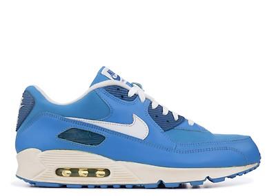 c3b9d4dbea Air Max 90 - Nike - 325018 144 - white/varsity blue-ntrl grey ...