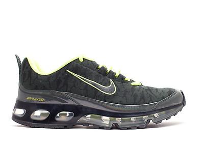 Air Max 360 Nike 310908 001 blackmetallic silver