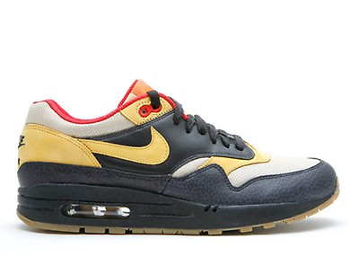 Air Max 1 Supreme Tech Pack Nike 321734 061 black