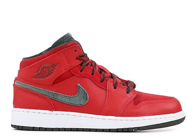 new product 09c43 7b6cc air jordan 1 mid prem bg (gs)