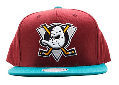 5401853c7 Anaheim Mighty Ducks Beanie - Vintage - retro0075 - black/logo ...