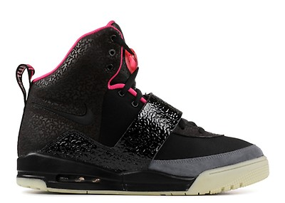 the best attitude 4cb44 2ed89 Air Yeezy 2 Nrg - Nike - 508214 006 - black black-solar red   Flight ...