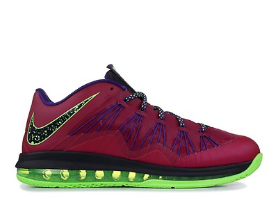 new style 5a822 f6150 air max lebron 10 low