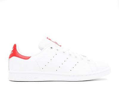 Stan Smith J White Blue Adidas S74778 footwear white