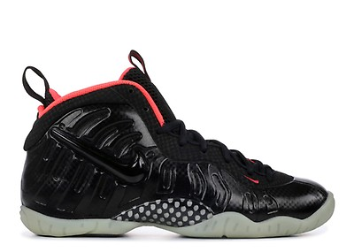 f7767ccdaad15 Nike Little Posite One Qs (gs) - Nike - 846077 003 - black ...