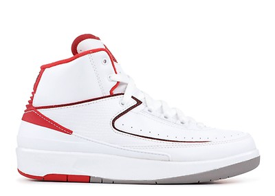 outlet store f1695 6f62e air jordan 2 retro bg (gs)