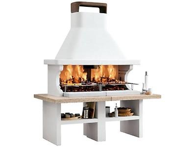 Barbecue design Palazzetti Twist Pivotable à 360° 97669